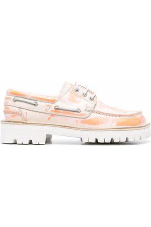 Camper Lab Eki tie-dye loafers