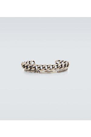 Saint Laurent Silver-toned bracelet