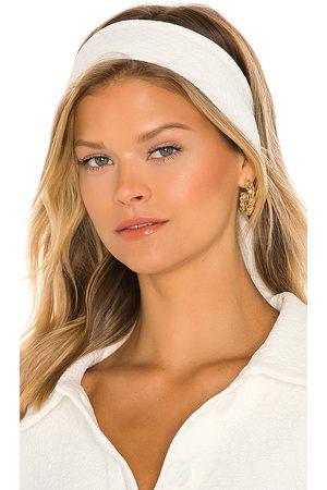 DEVON WINDSOR Banda para el pelo en color crema talla all en - Cream. Talla all.