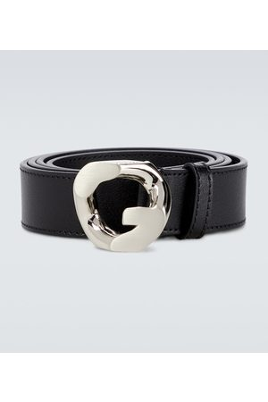 Givenchy G Chain leather belt