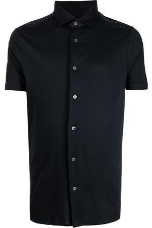 Emporio Armani Camisa manga corta con botones