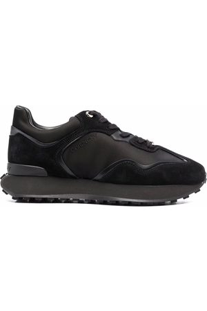 Givenchy Panelled-design lace-up sneakers