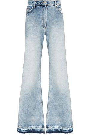 DUOltd Flared wide leg jeans