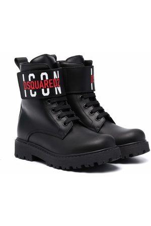 Dsquared2 Icon ankle boots