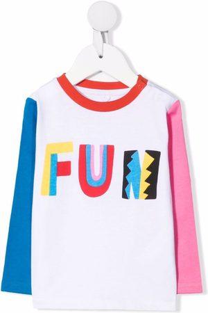 Stella McCartney Kids Playeras - Graphic-print cotton T-Shirt