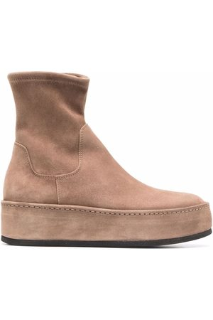 Roberto Festa Mujer Botines - Columbia suede ankle boots