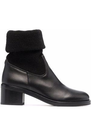 ROBERTO FESTA Charleston leather ankle boots