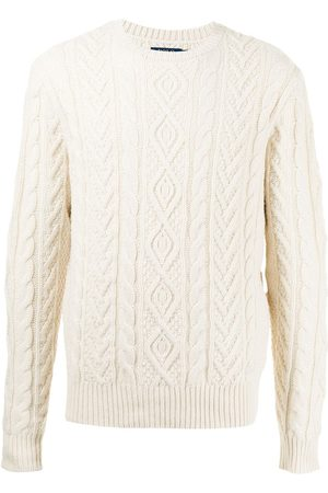 Polo Ralph Lauren Cable-knit wool jumper