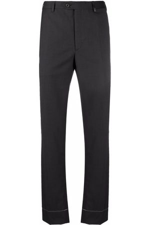 BRIONI Stitch detailing tailored trousers