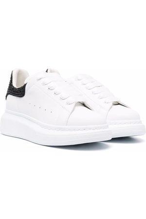 Alexander McQueen Niño Tenis - Oversized low-top sneakers