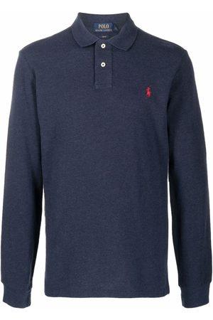 Polo Ralph Lauren Polo Pony long-sleeved polo shirt