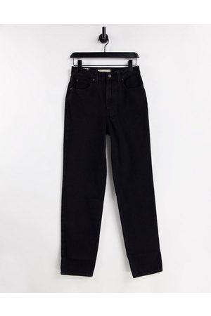 Levis Levi's 70's straight leg jeans in black