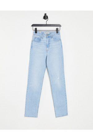 Levi's Levi's 70's straight leg jeans in light wash