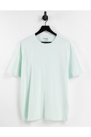 SELECTED Organic cotton oversize fit t