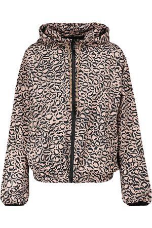The Upside Lila leopard-print jacket