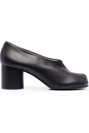 Maison Margiela Mujer Tacones - Zapatillas puntera Tabi y tacón 75mm