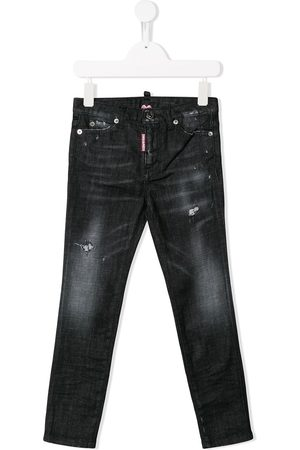 Dsquared2 Jeans con efecto envejecido
