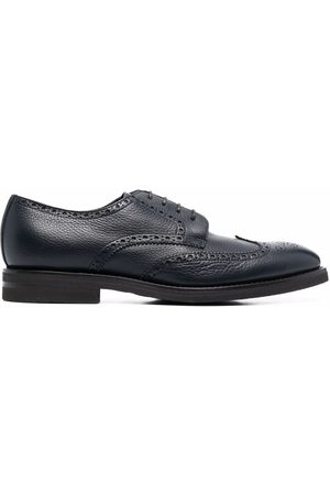 HENDERSON BARACCO Zapatos texturizados con agujetas