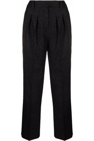 Karl Lagerfeld Pantalones de vestir de bouclé