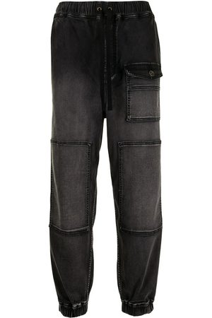 FIVE CM Hombre Jeans - Jeans tapered con tiro medio