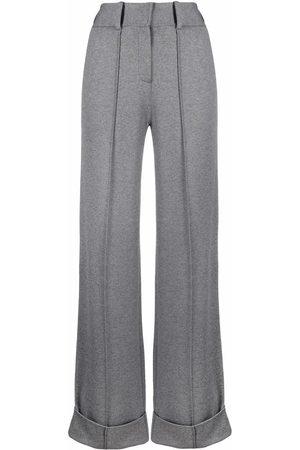 Karl Lagerfeld Pantalones de vestir anchos