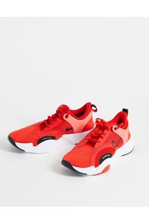 Nike SpeedRep Go 2 trainers in red