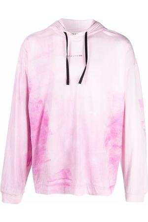 1017 ALYX 9SM Tie dye print hoodie