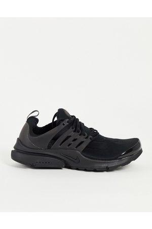 Nike Hombre Tenis - Air Presto trainers in black