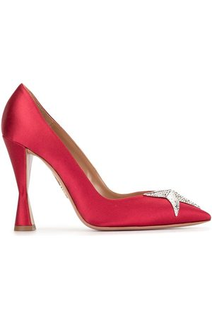 Aquazzura Mujer Tacones - Zapatillas con puntera en punta