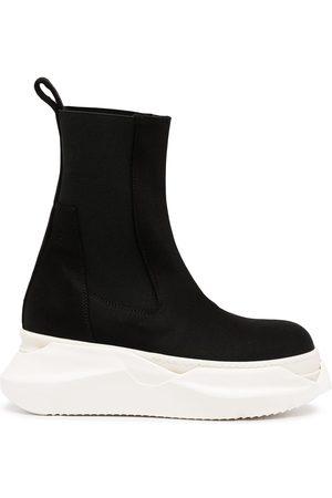 Rick Owens Chunky platform sole boots