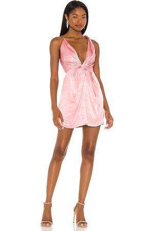 Sau Lee Vestido gwen en color talla 0 en - Pink. Talla 0 (también en 2, 4, 6, 8).