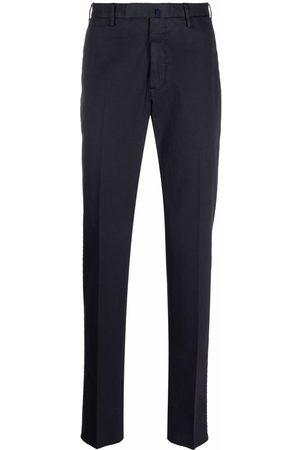 Incotex Hombre De vestir - Pantalones rectos con trabillas