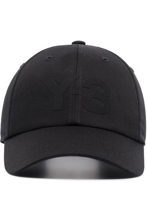 Y-3 Tonal-logo baseball cap