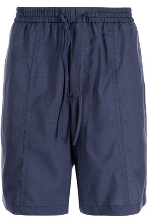 Emporio Armani Hombre Bermudas - Elasticated-waist shorts