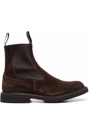Tricker's Elasticated side-panel boots