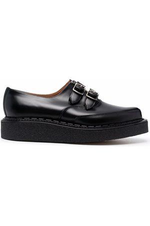 Comme Des Garçons Homme Plus Hombre Oxford - Double-buckle Derby shoes
