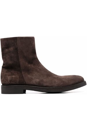 Alberto Fasciani Zipped ankle boots