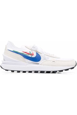 Nike Hombre Tenis - Waffle One low-top lace-up sneakers