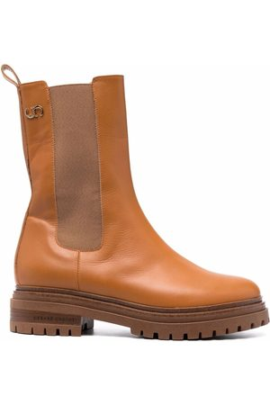 Casadei Mujer Botines - Ankle-length leather boots