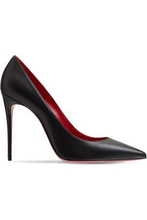 """CHRISTIAN LOUBOUTIN Zapatos De Tacón """"kate"""" De Piel 100mm"""