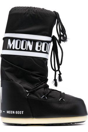 Moon Boot Botas y Botines - Botas para nieve con agujetas
