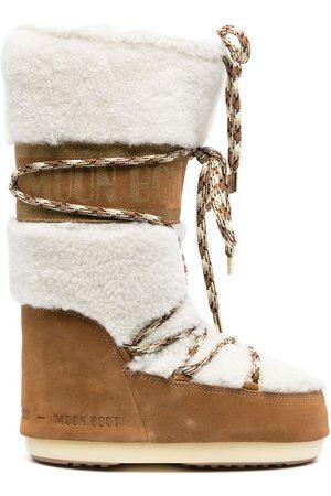 Moon Boot Mujer Botas y Botines - Botas para nieve con lana