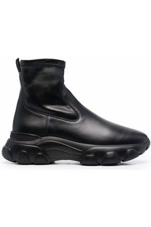 Hogan Hyperactive ankle boots