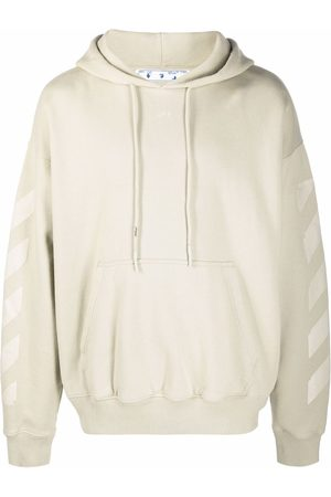 Off-White RUBBER ARROW SKATE HOODIE ABBEY STONE AB