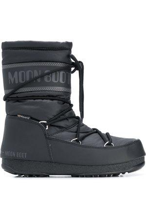 Moon Boot Mujer Botas y Botines - Botas para nieve con agujetas