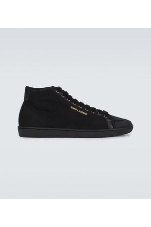 Saint Laurent Mid-top sneakers