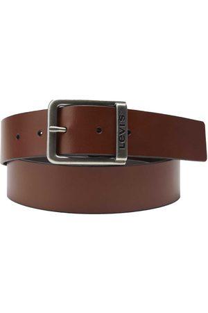 Levi's Hombre Cinturones - Cinturón 221484 100 cm Brown
