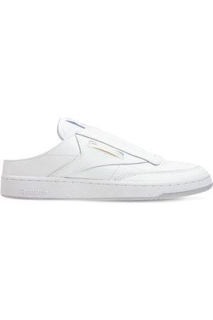 Reebok Hombre Tenis - Sneakers Mules Beams Club C Sin Cordones