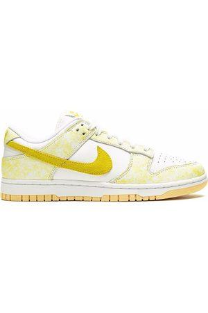 Nike Tenis Dunk Low Yellow Strike