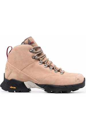 ROA Andreas suede hiking boots